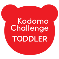 Kodomo Challenge Toddler Icon