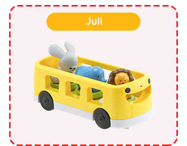 Toddler Monthly Set